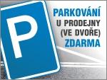 Barvy Laky - Parkování