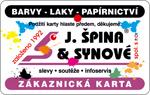 Barvy Laky - Zákaznická karta