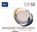 barevné trendy 2018 - obrázek